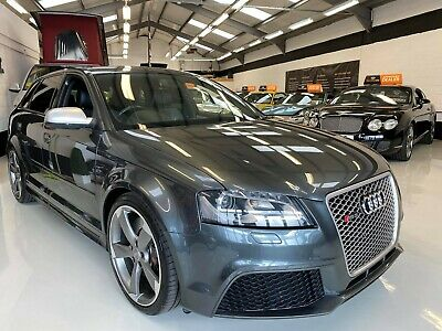 2012 Audi Rs3 Quattro Automatic Low Mileage Px Welcome • 17,995£