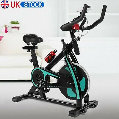 Heavy Duty Home Gym Exercise Bike Fitness Cardio Workout Machine Indoor Training • 168.99£