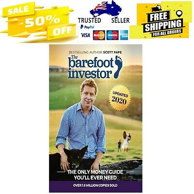 AU23.90 • Buy The Barefoot Investor 2020 Update   Paperback Book   BRAND NEW   FREE SHIPPING