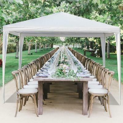 3mx3m Gazebo Waterproof Marquee Canopy Outdoor Camping Garden Party Wedding Tent • 47.69£