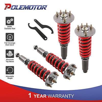 $239.81 • Buy Front+Rear Coilovers Kits For 98-02 Honda Accord 01-03 Acura CL 99-03 Acura TL