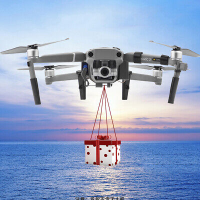 AU45.95 • Buy Durable Safe Drone Accessories Air-Dropping Thrower For DJI Mavic Pro Zoom AU