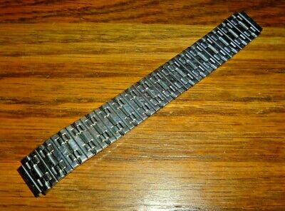 £14.99 • Buy MEN'S SPEIDEL EXPANDABLE  STAINLESS STEEL WATCH STRAP 16mm ENDS *