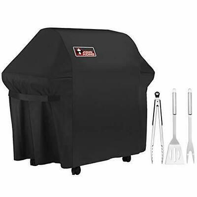 $ CDN48.28 • Buy Kingkong 7107 Waterproof BBQ Cover For Weber Genesis E And S Series Gas Grill