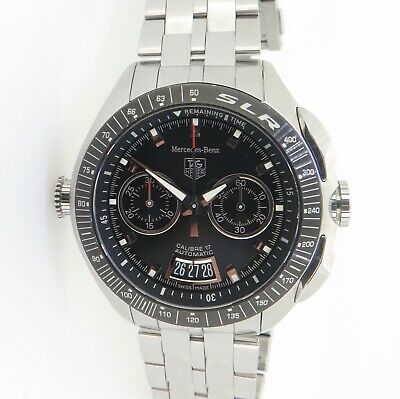 £1912.31 • Buy .Auth Tag Heuer Cal 17 Mercedes Benz SLR Automatic Ltd Ed 100m Watch CAG2111