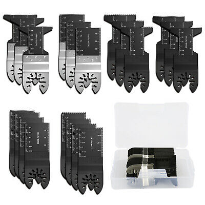 AU32.99 • Buy Oscillating Multi Tool Saw Blades Set Carbide Blade Metal Wood For Dewalt Makita