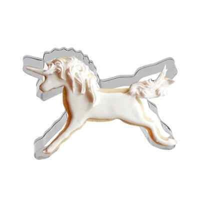 AU5.42 • Buy Unicorn Cookie Cutter, Pastry, Dough, Biscuit, Fondant Cutter, Template, Baking