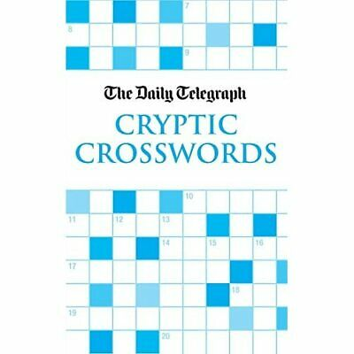 £11.21 • Buy The  Daily Telegraph  Cryptic Crosswords: No. 60 (Cross - Paperback NEW _ 7 Sep
