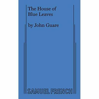 The House Of Blue Leaves - Paperback NEW Guare 2000/01/01 • 12.50£