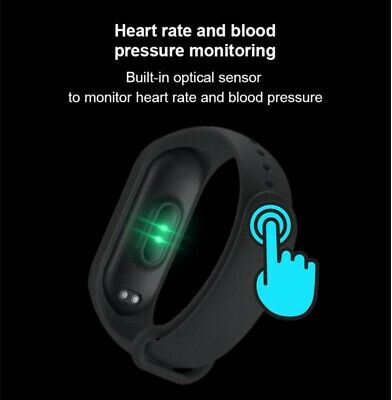 $ CDN18.83 • Buy Smart Watch With Fitness Tracker Calls And Message Display M5
