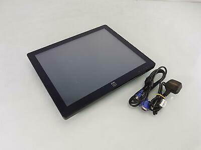 £134.99 • Buy Elo Touch Solutions ET1717L 17 Inch VGA 1280x1024 Touchscreen Monitor With Stand