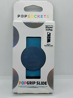 AU17.40 • Buy  Popsockets Popgrip Slide For Iphone 11 Pro Works For Apple Silicone Case(Turbo