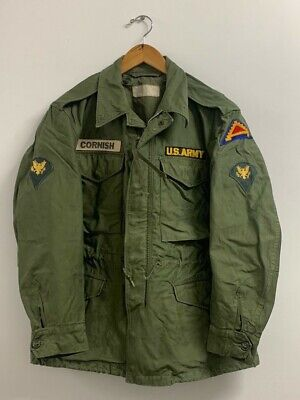 $350 • Buy US Army M-51 Field Jacket, 1957's, Size Small, Q-24