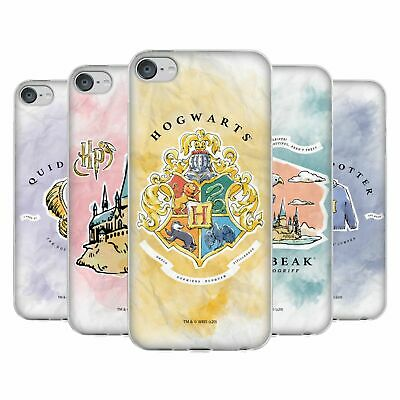 £14.56 • Buy OFFICIAL HARRY POTTER DEATHLY HALLOWS XVII GEL CASE FOR APPLE IPOD TOUCH MP3