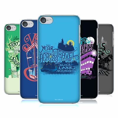 £14.56 • Buy OFFICIAL HARRY POTTER DEATHLY HALLOWS XVIII BACK CASE FOR APPLE IPOD TOUCH MP3