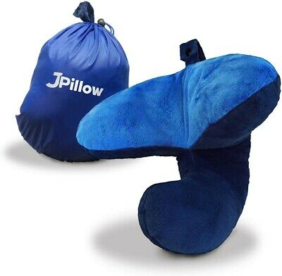 *New* J-Pillow Travel Pillow - Head, Chin And Neck Support - RRP £20 • 15£