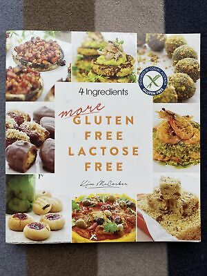 AU14.50 • Buy Direct From 4 Ingredients: More Gluten Free Lactose Free.