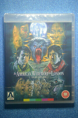 £13.95 • Buy New An American Werewolf In London Blu-ray Restored Special Edition