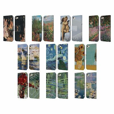 £16.81 • Buy MASTERS COLLECTION PAINTINGS 1 LEATHER BOOK CASE FOR APPLE IPOD TOUCH MP3