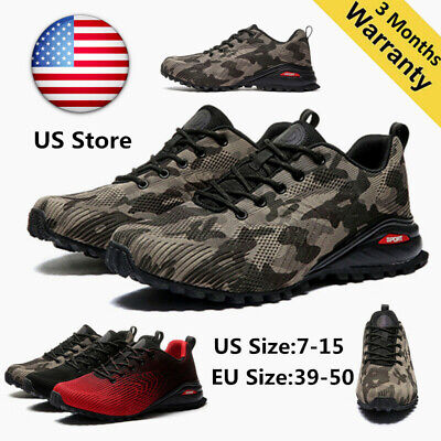 £29.10 • Buy Men's Fashion Hiking Shoes Sports Casual Outdoor Walking Athletic Boys Sneakers