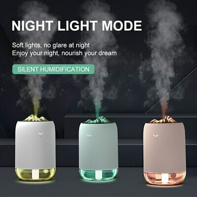 AU22.90 • Buy Humidifier Diffuser Aroma Air Ultrasonic Aromatherapy Oil Purifier Essential LED