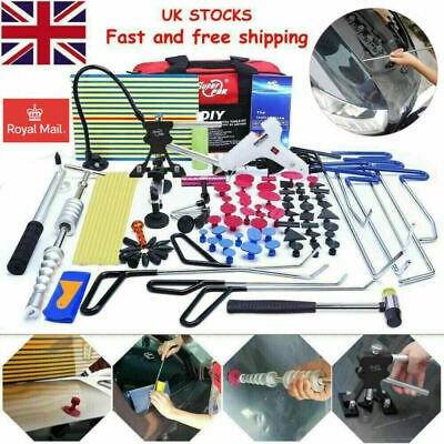 £129.99 • Buy Full Sets PDR Tools Paintless Hail Repair Dent Puller Lifter Removal Rods Kits