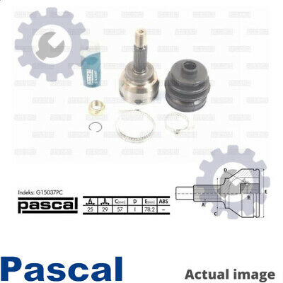 AU90 • Buy New Joint Kit Drive Shaft For Mitsubishi Outlander I Cu W 4g63 Turbo 4g64 Pascal