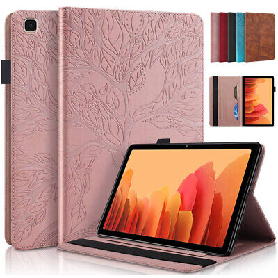 AU21.69 • Buy For Samsung Galaxy Tab A7 10.4  T500 T505 Tablet Leather Wallet Stand Case Cover