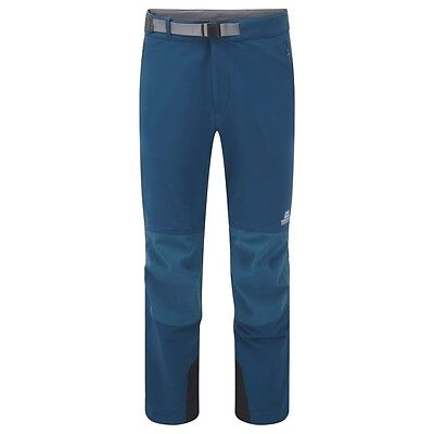 £135.83 • Buy Mountain Equipment Mission Pant Men Navy Lightweight Softshell Trousers For Men