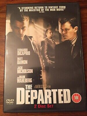 £2.49 • Buy The Departed (DVD, 2007, 2-Disc Set)