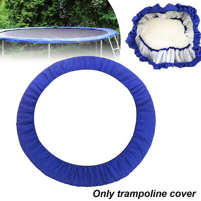 £13.45 • Buy Trampoline Side Protection Cover Jumping Bed Protective Spring Pad Durable UK