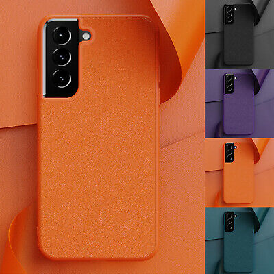 AU7.99 • Buy For Samsung S21 Ultra S20 Plus Note 20 No8 S10 S9 Hybrid Leather Slim Case Cover