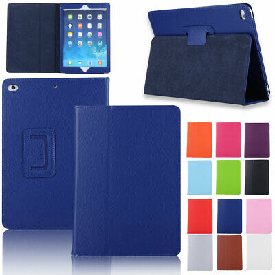 AU15.66 • Buy For Apple IPad 9.7 2018 6th Generation Magnetic Stand Leather Smart Case Cover