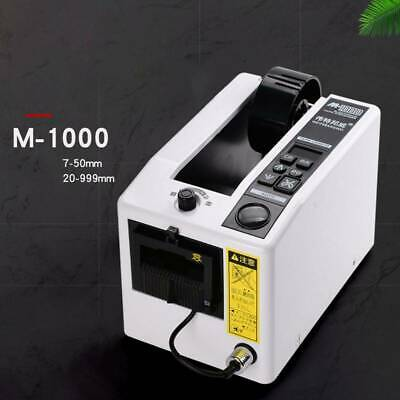 $140.60 • Buy 110V/220V M1000 Automatic Auto Tape Dispensers Electric Adhesive Tape Cutter