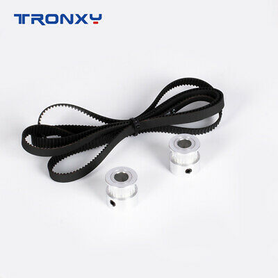 AU23.40 • Buy Tronxy Z-axis Timing Belt Adjuster For X5SA / 400 / 500 Synchronous Wheel + Belt