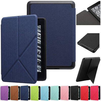 For 6.0  Amazon Kindle Paperwhite 1234 5/6/7th/10th Gen Leather Smart Case Cover • 8.39£