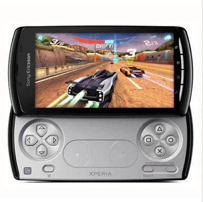 $ CDN110.32 • Buy Sony Ericsson XPERIA PLAY R800i Smartphone Unlocked GSM Android Game (black)