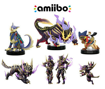 AU16 • Buy *Homemade* Monster Hunter Rise Amiibo Cards NTG215 - Pick Any One You Want