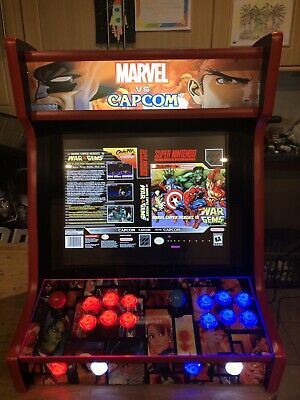 £475 • Buy 2 Player Bartop Arcade Machine 1000's Of Games High Quality