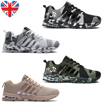 £21.76 • Buy Men's Fashion Shoes Air Cushion Sneakers Breathable Running Casual Walking Shoes