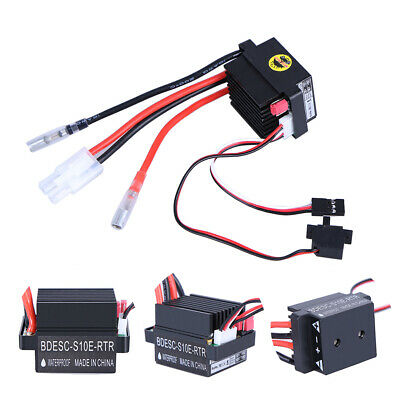 £9.54 • Buy Double Way 320A ESC Brush Motor Speed Controller And Fan For RC Car Boat Model#1
