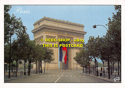 $7.93 • Buy L000983 Paris. Larc De Triomphe De LEtoile. Guy
