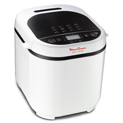 View Details Moulinex OW210130 Bread Maker White 720 W • 94.60£