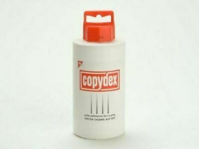 Copydex 500ml Bottle Adhesive Rubber Latex Solution Glue Carpets & Fabrics • 14.85£