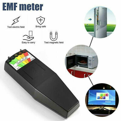 AU33.66 • Buy K2 EMF Meter Kii For Ghost Hunting Magnetic Field Detector Paranormal Equipment