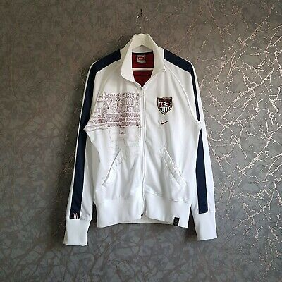 £14.90 • Buy Nike Team US Soccer Federation Zip Up Track Top Size M
