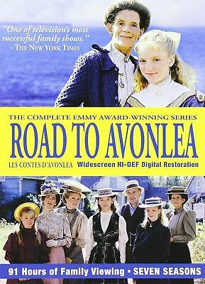 £33.99 • Buy Road To Avonlea-the Complete Series Coll (28 Dvds) Dvd New