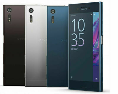 AU229.99 • Buy Sony Xperia XZ F8332 64GB Dual Sim Factory Unlocked 23MP Smartphone NEW SEALED
