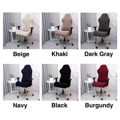 AU26.95 • Buy Gaming Chair Cover Polyester Reusable Dustproof Computer Seat Home Office