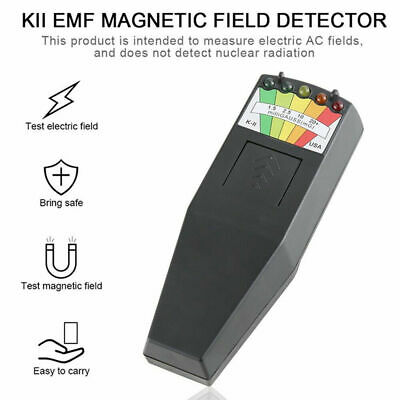 AU37.78 • Buy K2 EMF Meter Kii Ghost Hunting Magnetic Field Detector Paranormal Equipment